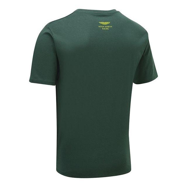 0894112dd2927a Aston Martin - T-shirt Car vert pour homme taille L - pas cher Achat ...