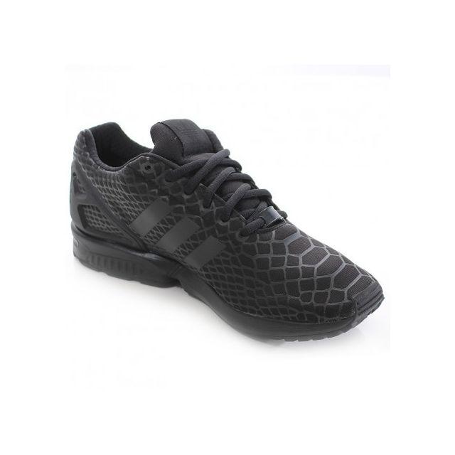 Adidas originals Chaussures Zx Flux Technfit Noir Homme