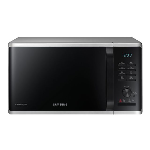 Samsung Micro-ondes Gril - MG23K3515AS - Silver