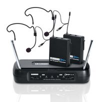 Ld-system - Ld Systems Eco 2X2 Bph 2 Headset sans fil