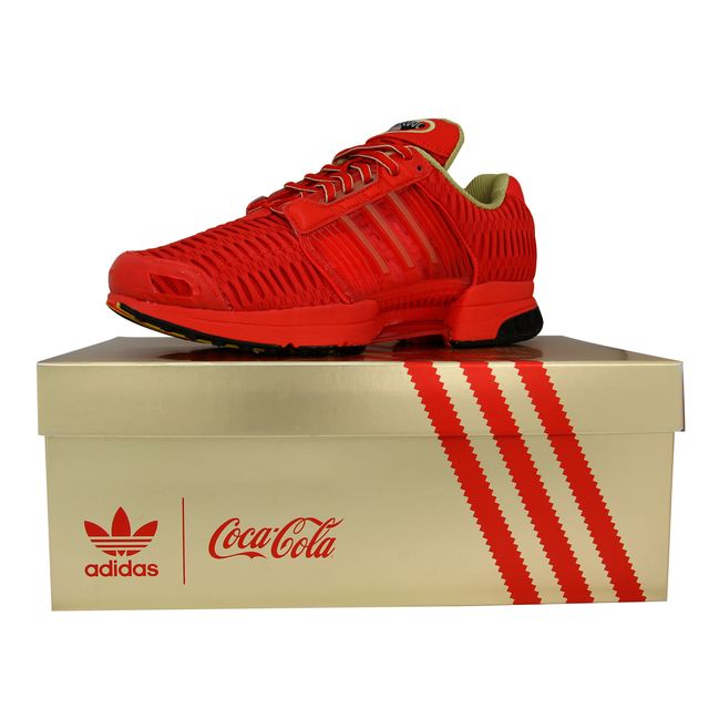 on sale f9c91 63d39 Adidas originals - Adidas Performance Clima Cool 1 Coca Cola Chaussures  Mode Sneakers Homme Noir
