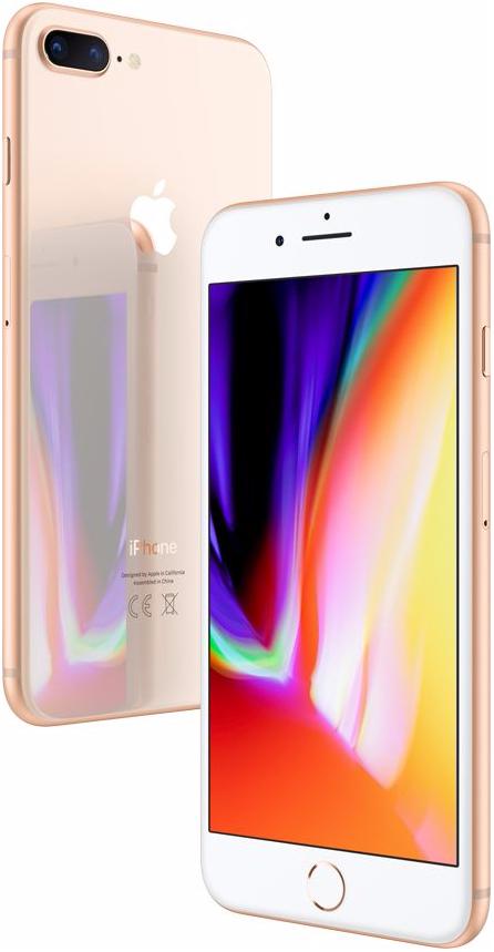 iPhone 8 Plus - 256 Go - Or