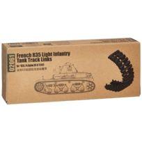 Trompette - 1/35 S?RIE De Piste S?RIE Renault R35 Light Tank Pour 02061, JAPAN Import