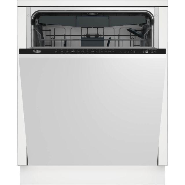 Beko Lave vaisselle tout integrable 60 cm Din 28423