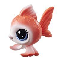 Hasbro - Figurine Petshop : Série 1 : Rei Angelfisher