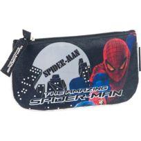Josman - 39047 - Fourniture Scolaire - Plumier - Spiderman - 20X11 Cm