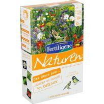 Fertiligene - Des fleurs pour attirer et nourrir les oiseaux Fertiligène Boîte 60g