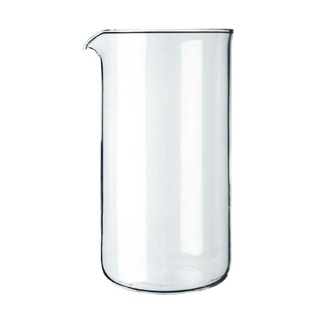 bodum spare glass verre de rechange pour cafeti re piston 3 tasses pas cher achat vente. Black Bedroom Furniture Sets. Home Design Ideas