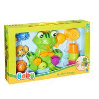 CARREFOUR BABY - Set de bain grenouille - TY62337