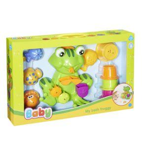 soldes carrefour baby set de bain grenouille ty62337 pas cher achat vente jeux de bain. Black Bedroom Furniture Sets. Home Design Ideas