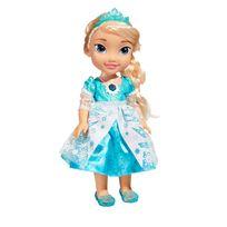 """DISNEY - LA REINE DES NEIGES - Poupée chantante Elsa """"La Reine des neiges"""" - TY022474"""