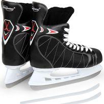 Physionics - Patins de hockey sur glace en noir dans 7 tailles 42