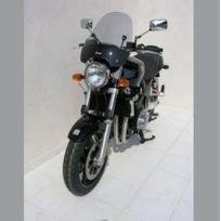 Ermax - Pare brise bulle universel Rider pour moto roadster custom 50cm