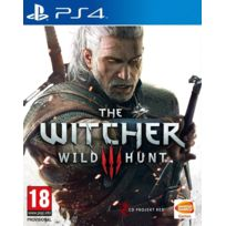 THE WITCHER 3 - GOTY EDITION - PS4