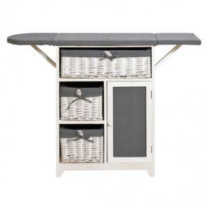 mobili rebecca meuble de rangement table repasser 3. Black Bedroom Furniture Sets. Home Design Ideas