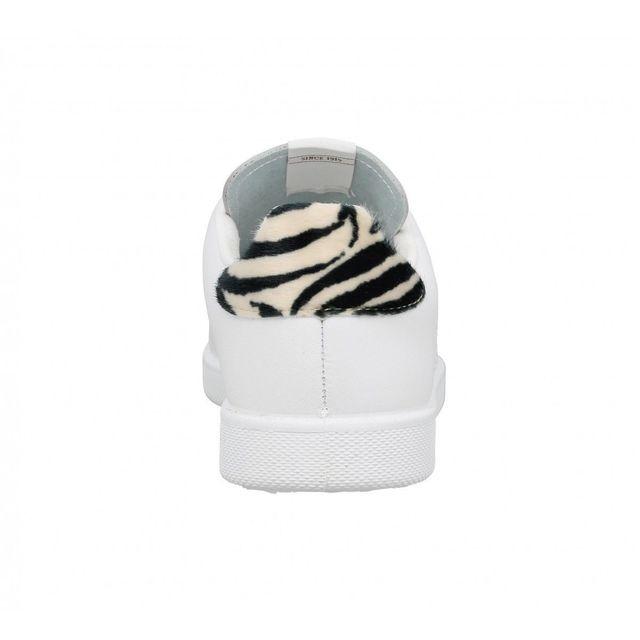 Victoria - 25110 Femme-38-Blanc Zebre