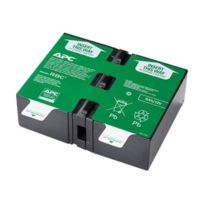 Apc - Replacement Battery Cartridge 124 - Batterie d'onduleur - 1 x Acide de plomb