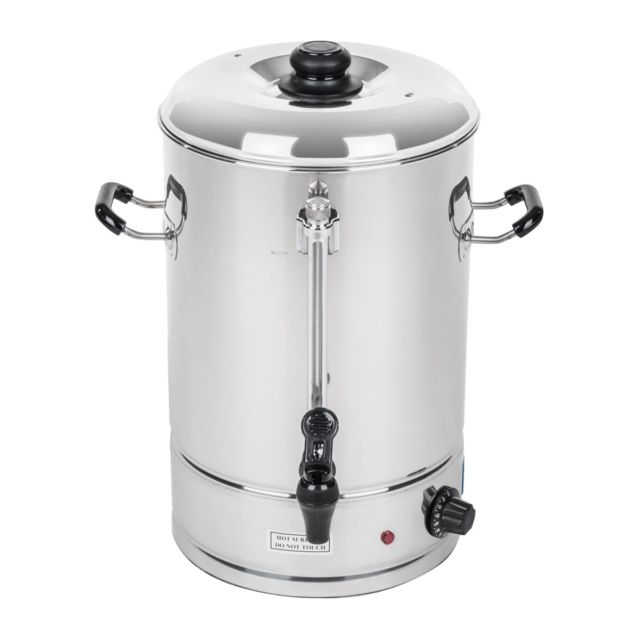 Helloshop26 Distributeur d'eau chaude professionnel 20 litres 2 500 watts 3614126