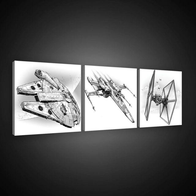 Très tableau triptyque - Achat/Vente tableau triptyque Pas Cher  UU92