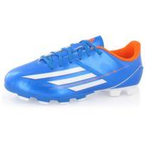 Adidas performance - F5 Trx Fg bleu, chaussures de football enfant