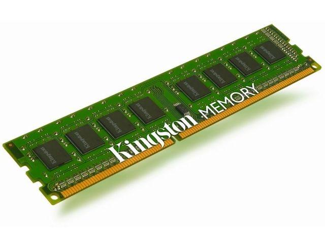 Kingston Value Ram 4Go 1x4Go, Pc10600 1333 Mhz Cl9 Value Ram 4Go (1x4Go) Pc10600 1333 Mhz Cl9 Kvr13N9S8/4