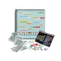 Val-Rex - Planning Kit 12 colonnes annuelle ou mensuelle