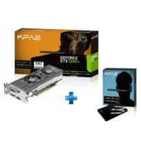 KFA2 - GeForce GTX 1050 Ti OC LP 4GB + -GAMERL-120GB-TLC S11