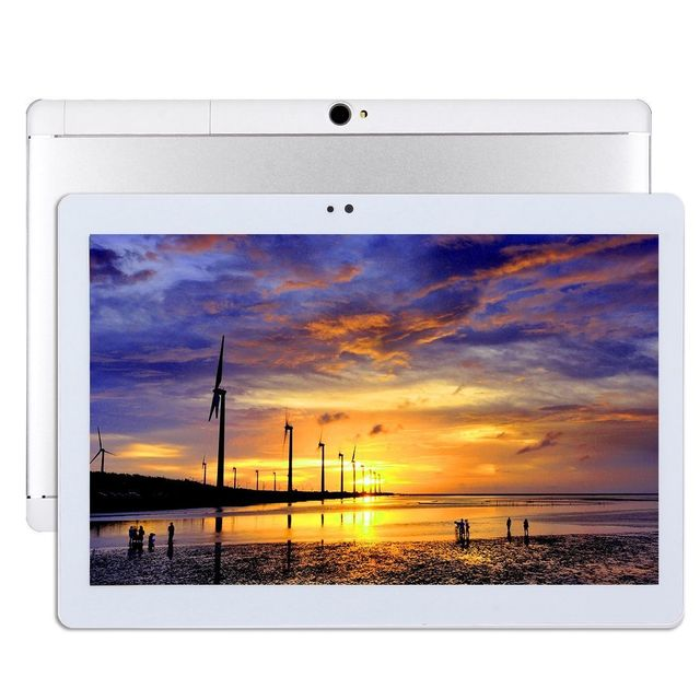 Yonis Tablette 3G dual Sim 10 pouces tactile Ips Android 5.1 Quad Core 16Go