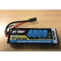 RC-Plus - RC Plus - Python Plus Car 35C 4000mAh 3S 11.1V Softcase Car Li-Po, TRX Conn