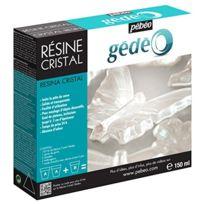 Pébéo - PÉBÉO Kit RÉSINE Cristal 150 Ml Transparente