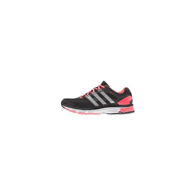 Adidas Chaussures Nova Stability noir argenté rose femme