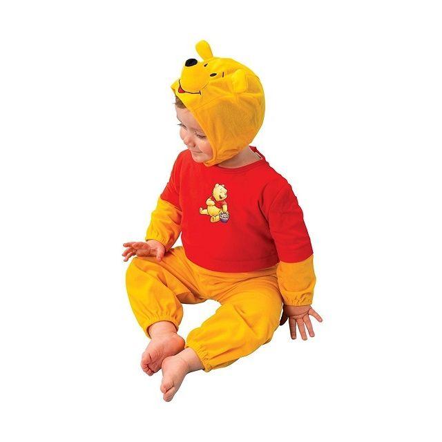 Rubies Déguisement Winnie the Pooh bébé Taille 2/3 ans - Disney