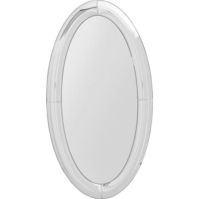 Karedesign Miroir Bounce ovale 150x80cm Kare Design
