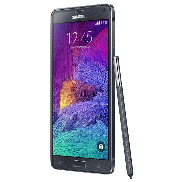 Samsung - Galaxy Note 4 - 32 Go - Noir - Reconditionné