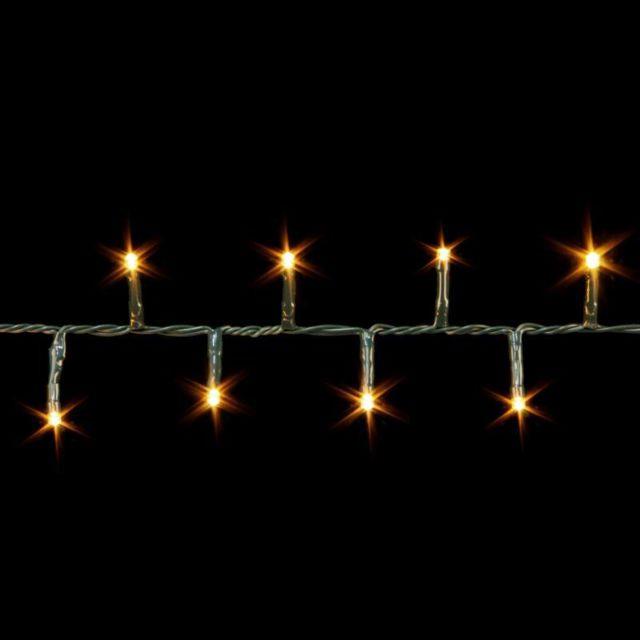 L\u0027HÉRITIER Du Temps , Guirlande Lumineuse Décoration Electrique Intérieur  Extérieur 1000 Leds Couleur Blanc