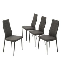 chaise salle a manger grise - achat chaise salle a manger grise ... - Chaise Salle A Manger Grise