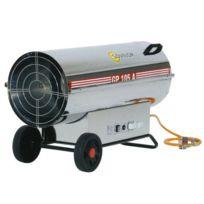 SOVELOR - Chauffage gaz air pulsé mobiles au gaz propane inox-GP55AI