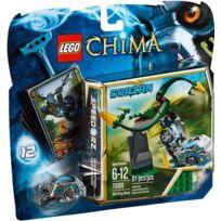 70109 Jeu de Construction Le Tourbil Speedorz LEGO Legends of Chima
