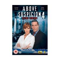 Acorn Media - Above Suspicion Series Four - Silent Scream Import anglais