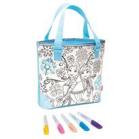 Color Me Mine - La Reine Des Neiges - Sac à main fashion à colorier - 40358