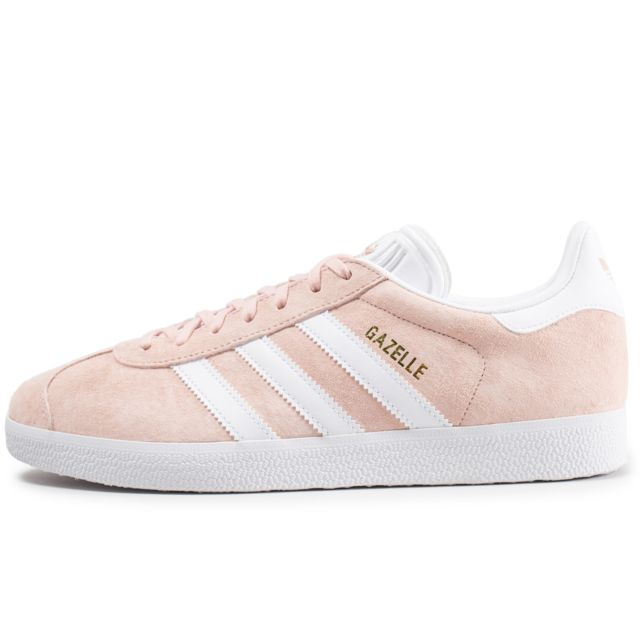 basket adidas gazelle rose
