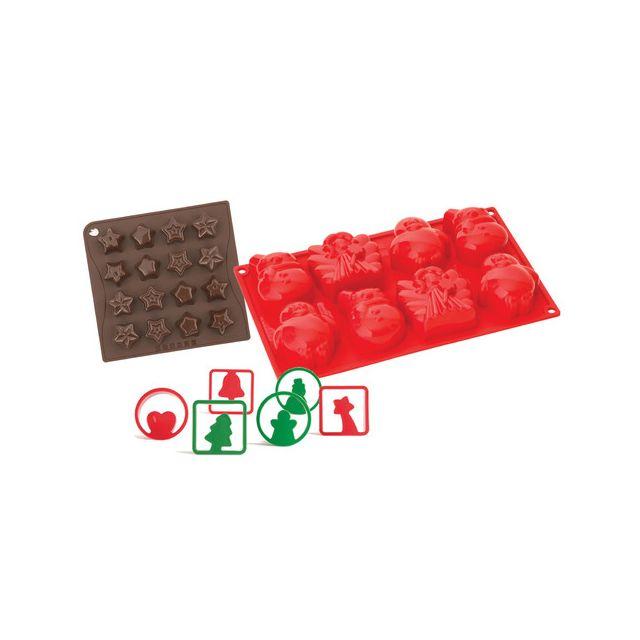 Lot gâteaux et chocolats de Noël