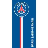 Licence Psg - Paris saint germain serviette de bain officielle édition 2017 75x150cm 100% Coton