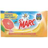 St Marc - lingettes soleil de corse - paquet de 80