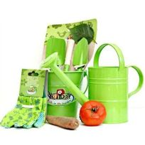 Esschert Design - Kit jardin Petits outils pour enfants