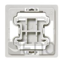 eQ-3 - HomeMatic 103478 Adapter-Set Jung J2, 3 Stk. Schalterserien Adapter