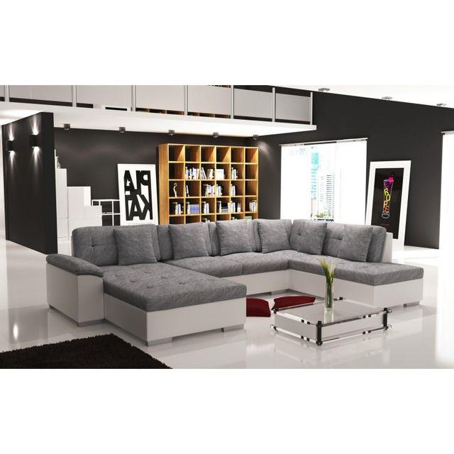 meublesline canap d 39 angle panoramique 7 places smile. Black Bedroom Furniture Sets. Home Design Ideas