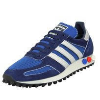 La Trainer Og Chaussures Mode Sneakers Homme Bleu