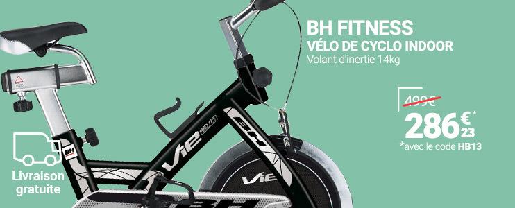 Vélo de cyclo indoor Volant d'inertie