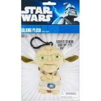 Underground Toys - Star Wars - Peluche Mini porte clé 17cm Yoda